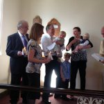 Baptism -Finghall