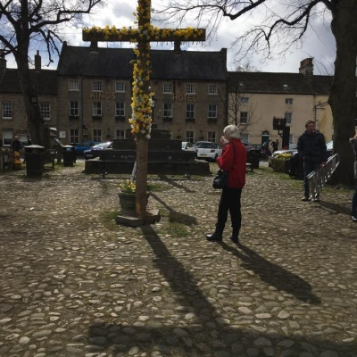 Easter 2016 Masham Cross