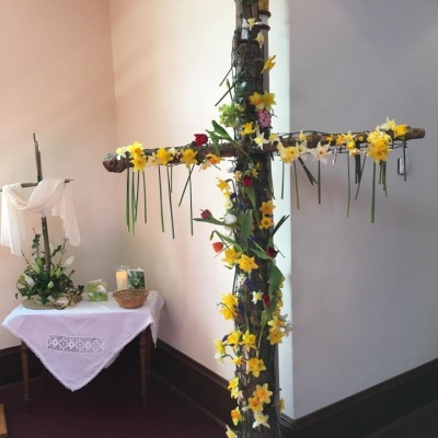 Easter 2016 masham Flowers