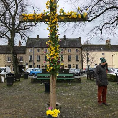 Easter in Masham