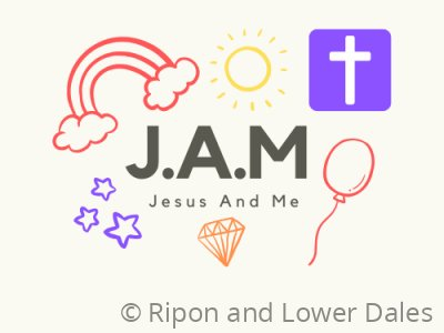 JAM Logo Colour