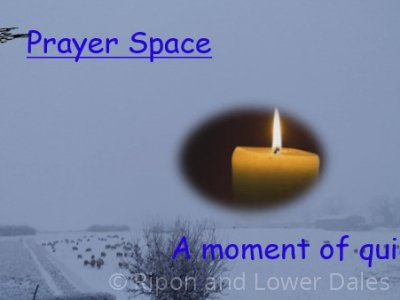 Prayer Space Feb 2021