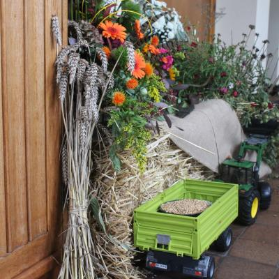 Snape Flower and Harvest Festival 2