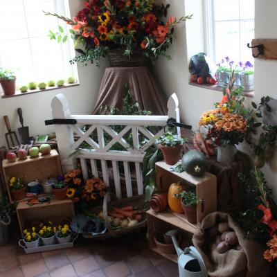 Snape Flower And Harvest Festival